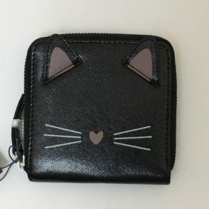 😻NWT Minicci Cat Wallet